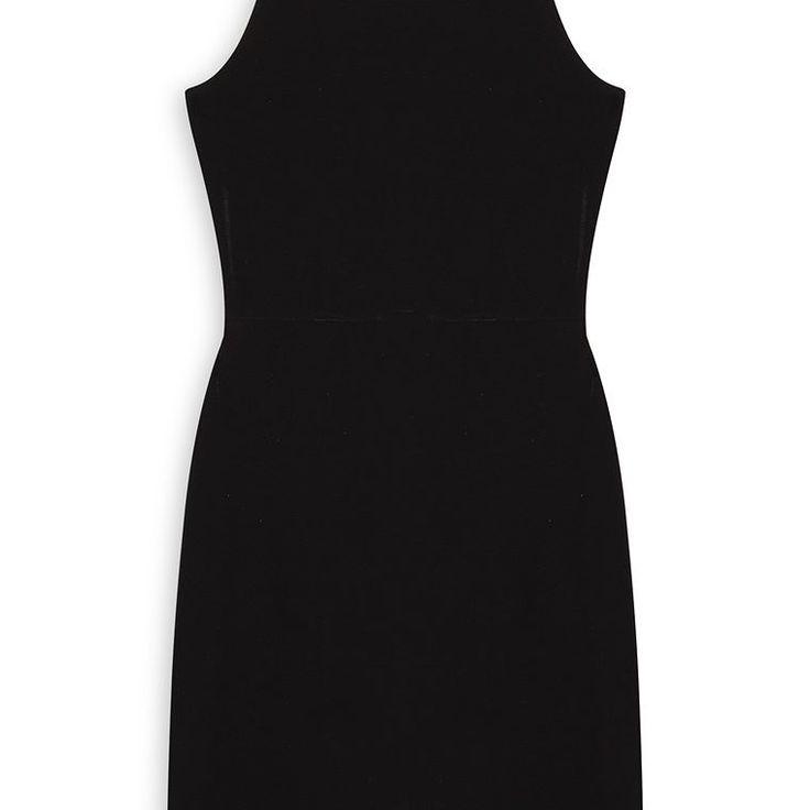 Vestido ajustado de terciopelo negro  Categoría:#primark_mujer #ropa_de_mujer #vestidos en #PRIMARK #PRIMANIA #primarkespaña  Más detalles en: http://ift.tt/2ByFAcp
