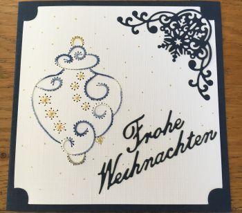 Handmade by Christina Henriette Mariobi Hobby Kreativ