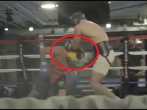 MMA Reactions to Conor McGregor knockdown of Paulie Malignaggi