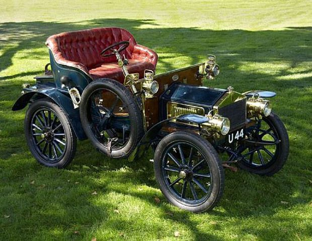 Luxe Ride: The 1904 Rolls-Royce 10-HP has a $ 7.25 million price tag
