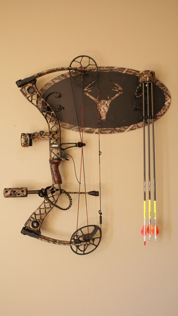 How To Build A Bow Rack – Downloadable Free Plans