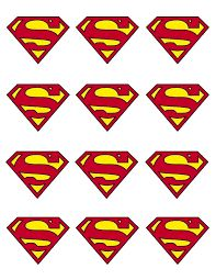 Image result for images of superman birthday cupcakes