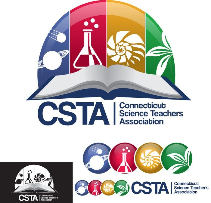 Help Connecticut Science Teachers Association with a new logo by AmandaJo_85
