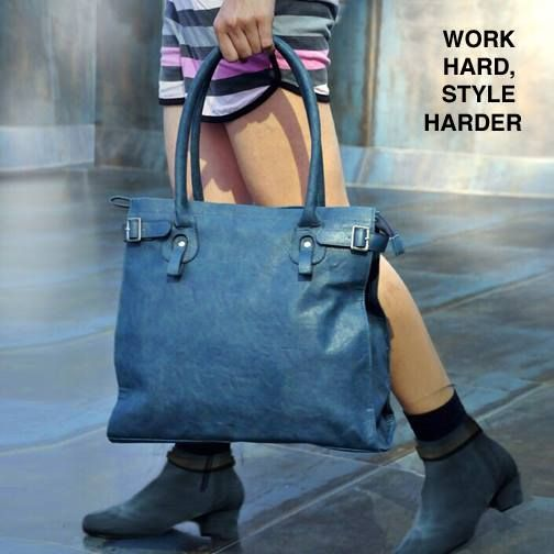 Bring a chic Twist to your professional look at work! Fashionistas, deck up your wardrobe with stylish cum functional handbags to complete & amp up your work attires for office. Made from cruelty-free material, Baggit offers a wide range of work bags to stay organized and equipped smartly. Available in different styles and gorgeous colors, choose your ideal #workbag at our Exclusive Stores and www.baggit.com