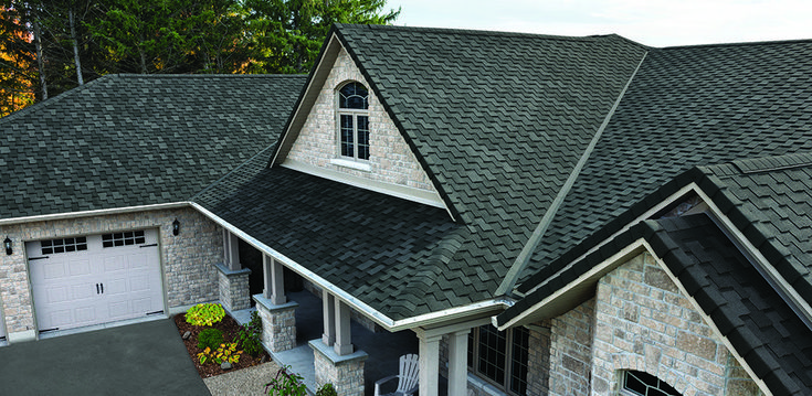 Composition Roof Maintenance - Asphalt Roofing Shingles.