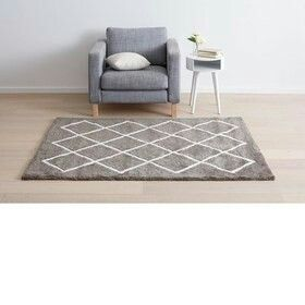 Grey rug | Kmart