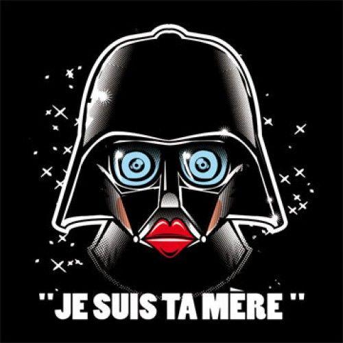 Je suis ta mère ......