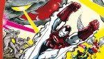 """""""Iron Man. Cuando muere la inocencia"""" (Denny O'Neil, Mark Brighty otros, Panini Cómics)"""
