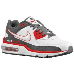 Nike Air Max Wright - Men's - Sport Inspired - Shoes - White/Silver