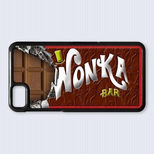charlie wonka chocolate bar Blackberry Z10 case $16.89 #etsy #Accessories #Case #cover #CellPhone #BlackBerryZ10 #BlackBerryZ10case #BlackBerry #Charlie #chocolatefactory #roalddahl #adventure #childrensbook #wonkachocolate #willywonka