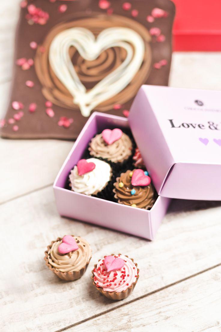 #choclatecupcakes #chocolate #chocolissimo #valentines