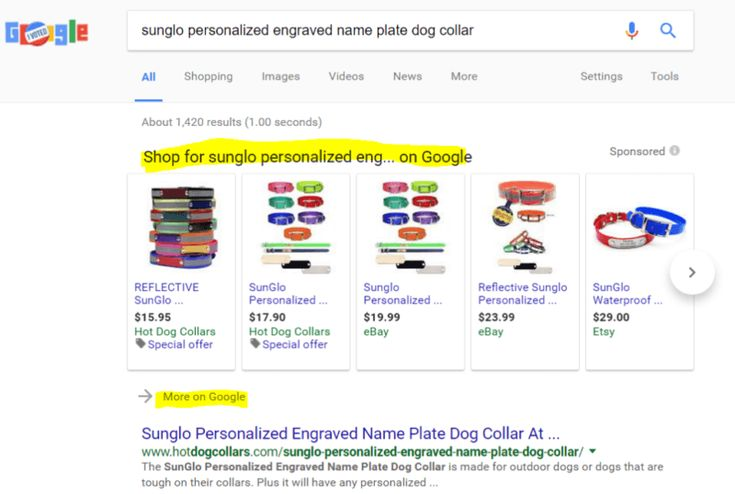 On some queries now, Google shows as many as 15 product listing ads (PLAs) on phones and tablets and up to 18 PLAs on desktop, thanks to the scrolling slider of ads. The slider won out over a test early this year that showed up to 16 PLAs when a user clicked to expand the block of ads and rolled out to desktop earlier this fall. CPC Strategy began noticing a new slider treatment being tested in addition to more ads showing in the right hand column on desktop this week.