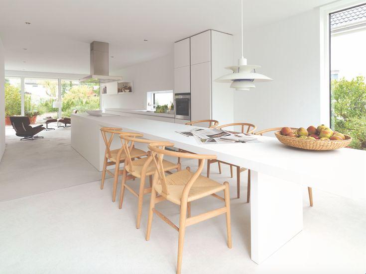 20 best b1 la cuisine blanche et pure images on pinterest. Black Bedroom Furniture Sets. Home Design Ideas