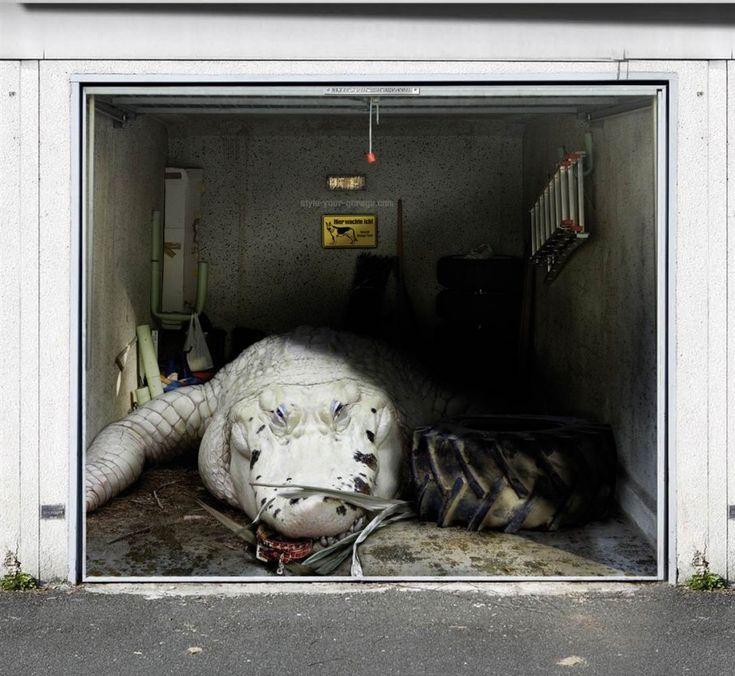 16 Best Images About Garage Door Decals On Pinterest