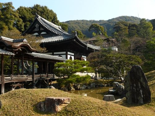 Japonsko - Kjoto