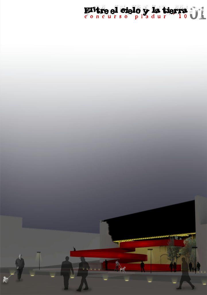 Premio local Concurso PLADUR 2010 en Universidad CEU San Pablo. Propuesta de concurso en grupo junto con Leopoldo Tabares de Nava y Andrés Vargas.El proyecto consistía en rehabilitar un edificio en…