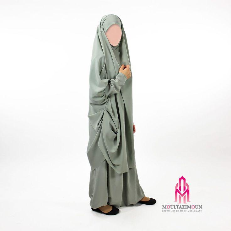 Jilbab sarouel lady najah II #harempants #sarouel #muslim pant #jilbab #best #abaya #modestfashion #modestwear #muslimwear #jilbabi #outfit #hijabi #hijabista #long #dress #mode #musulmane