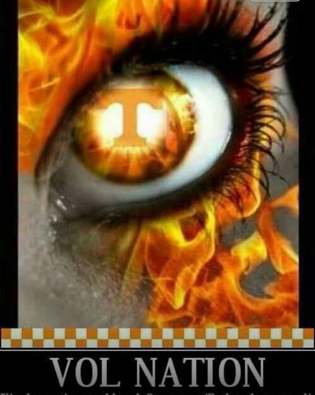 Vol Nation Tennessee Vols Pinterest Eyes And Vol Nation