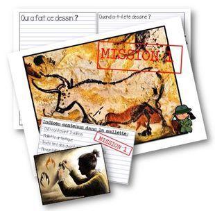 Mission Histoire - travailler l'histoire au moyen de défis