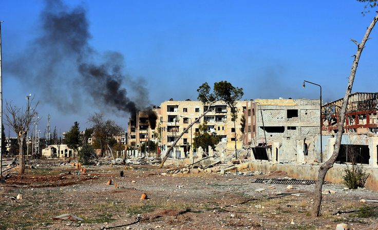 Ranska haluaa YK:n turvaneuvoston koolle Aleppon takia - kaupunkia uhkaa humanitaarinen katastrofi
