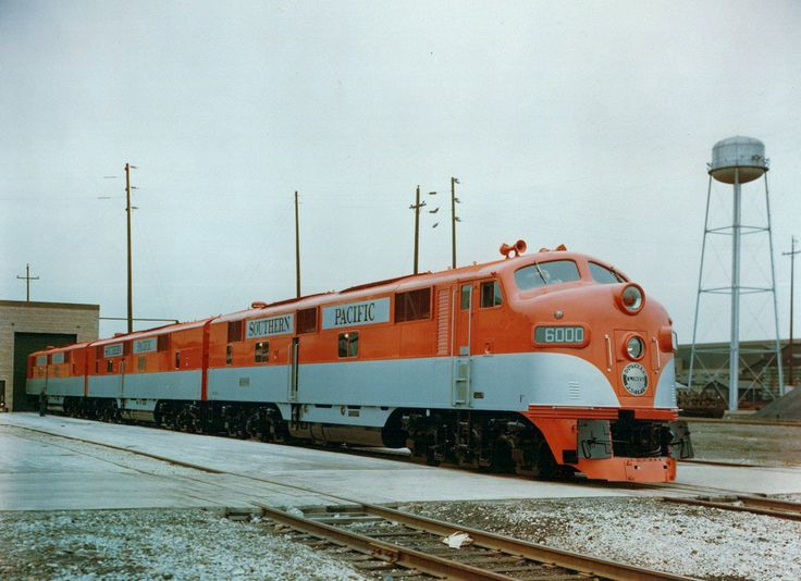 Rock Island Locomotives In Silver And Red Paint