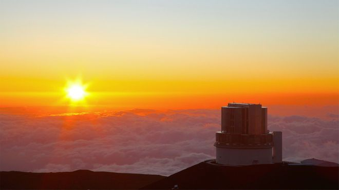 Subaru Telescope Tour: A Journey to the Top of the World http://whtc.co/913s