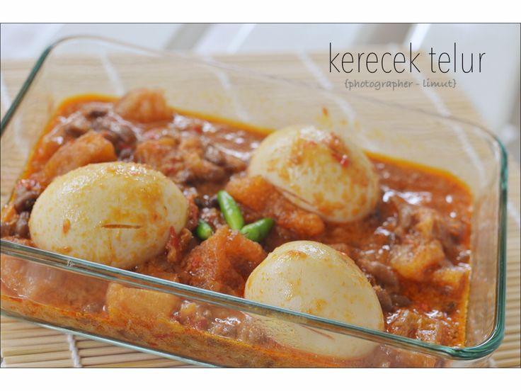 Kerecek Telur #indonesian #homemade #yuumm