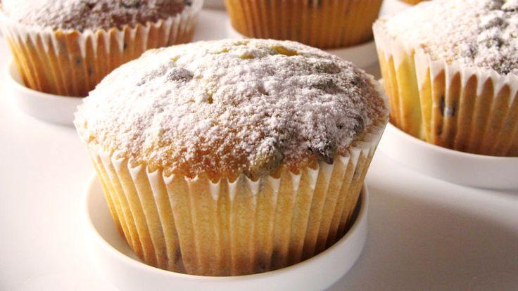 Muffin di pandoro - Ricette Bimby