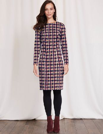 Boden Priscilla Jacquard Dress Pinks Geo Check Women Bring back a hint of the swinging Sixties with our gorgeous dress in a retro print. The thick jacquard fabric will keep you warm while creating an elegant shape thanks to flattering seams. Pair with k http://www.MightGet.com/april-2017-1/boden-priscilla-jacquard-dress-pinks-geo-check-women.asp