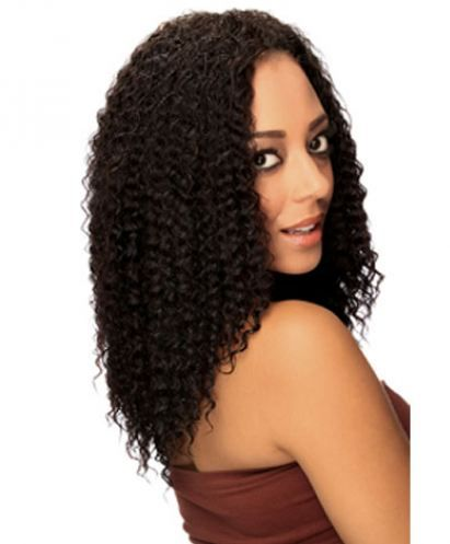 Vipin Hair Extension Offering Indian Deep Wave Weft Machine