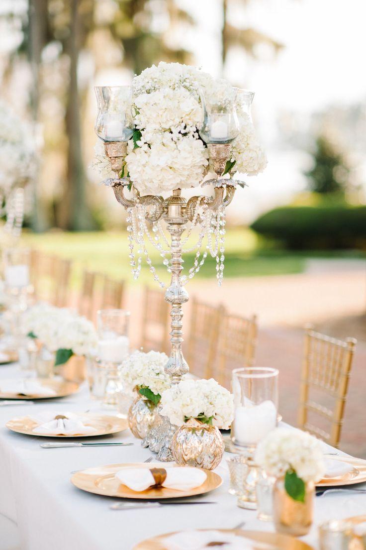 Elegant Summer Wedding at Cypress Grove Estate House