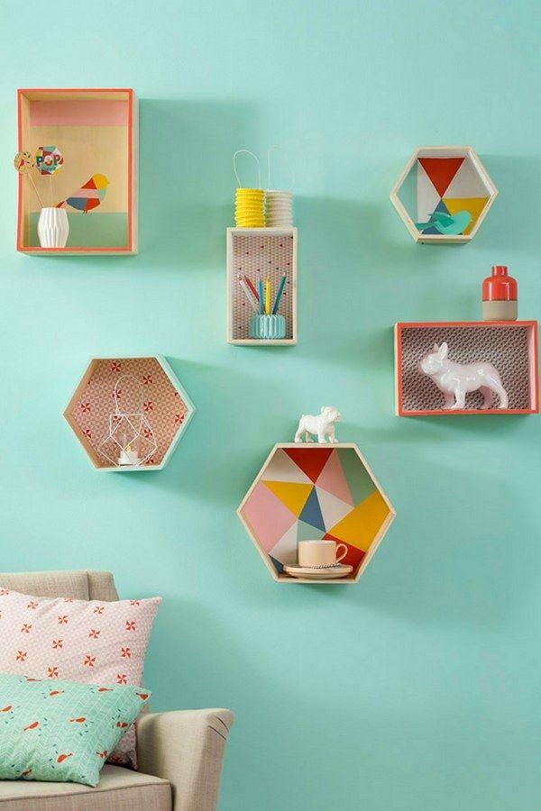 Deco Pas Cher Les 10 Meilleurs Magasins En 2020 Guide Etagere Hexagonale Decoration Chambre Enfant Et Deco Chambre Bebe