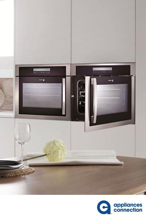 This 24 Side Opening European Convection Wall Oven Is Constructed