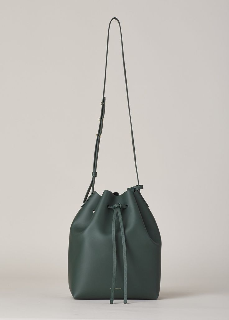 mansur gavriel bucket bag moss moss tote pinterest. Black Bedroom Furniture Sets. Home Design Ideas