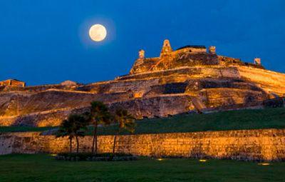 Castillo de San Felipe Cartagena de Indias