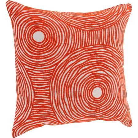 Better homes and gardens chenille swirls decorative pillow - Better homes and gardens pillows ...