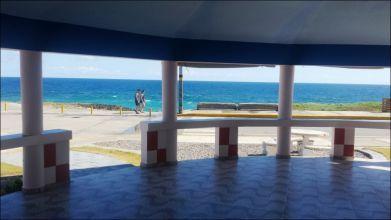 Dominikanische Republik Karibik Kauf Restaurant Strandbar am Meer