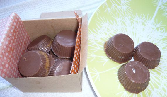 $4.00 Homemade Peanut Butter Cups - 6 pieces - DELICIOUSLY HOMEMADE  http://www.etsy.com/listing/91764337/homemade-peanut-butter-cups-6-pieces: Shops Lists, Peanut Butter Cups, Etsy Stockings, Etsy Shops, Homemade Peanut Butter