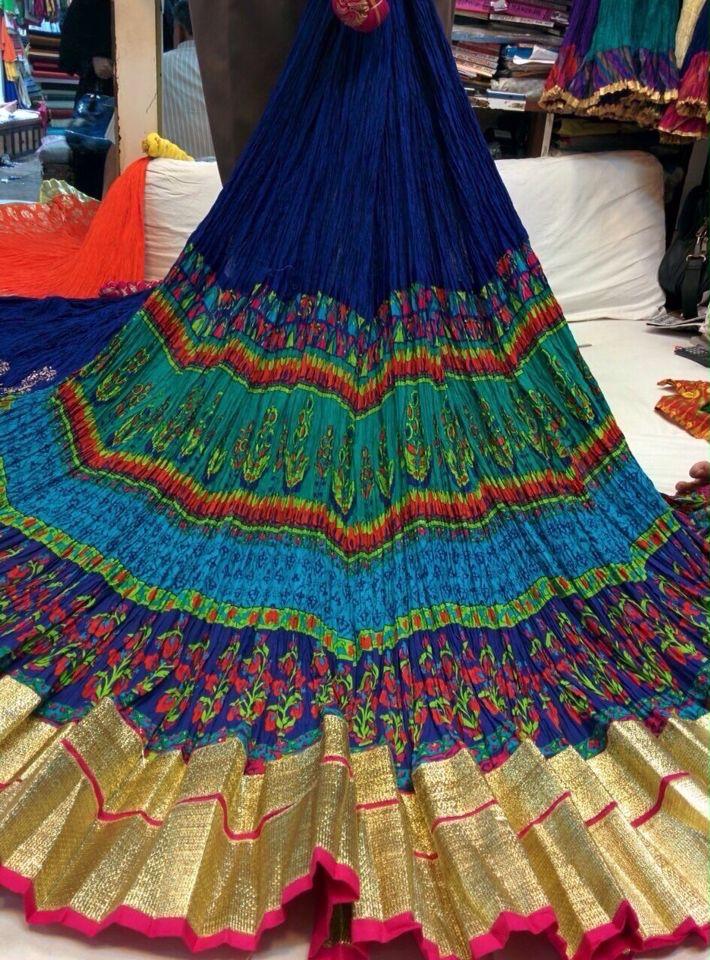 Cotton ghagras by Araina Fabs ( mount Abu)