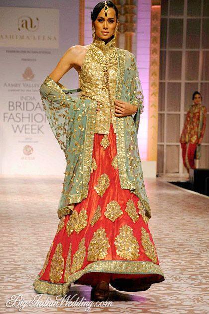 Ashima Leena designer lehenga collection