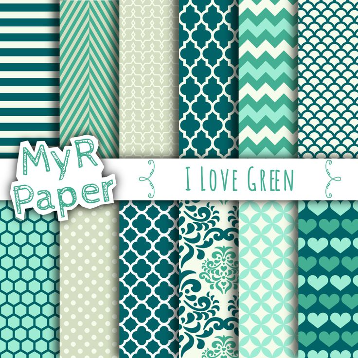 With #love by @myrpaper   #pattern #design #graphic #paperdesign #papercraft #scrapbooking #digitalpaper  di MyRpaper su Etsy
