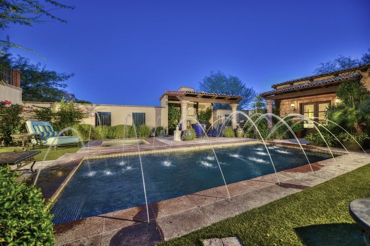 Home Is Having This Pool In Your Backyard Phoenix