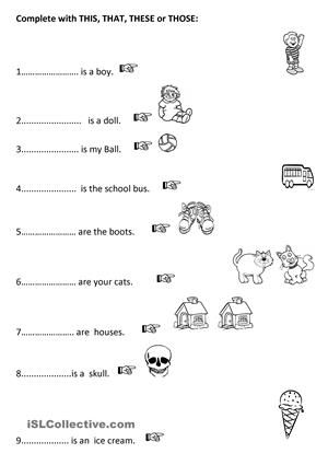 Free Place Value Worksheets - Reading and Writing 3 digit numbers