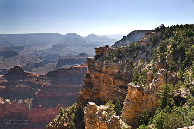 Grand Canyon...helicopter ride is awesome.