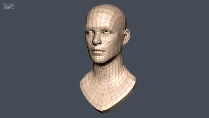 Base Mesh in ZbrushComputer Graphics & Digital Art Community for Artist: Job, Tutorial, Art, Concept Art, Portfolio