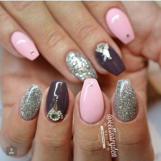 Best 25+ Short ballerina nails ideas on Pinterest ...