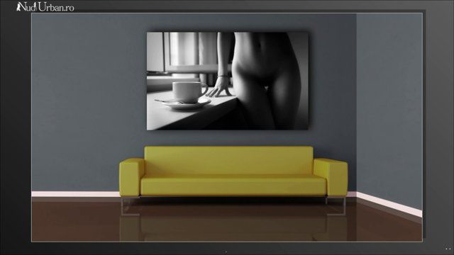 Nude art on canvas on http://www.NudUrban.ro/ Please join my website to see more photos. Like and Share if you like it! Thank you!