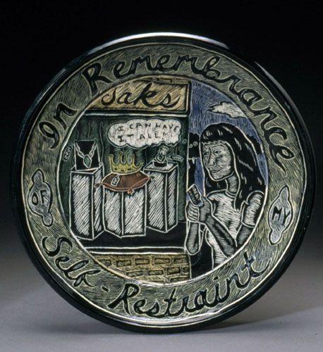 Commemorative Plate Series - Self Restraint