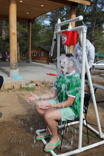 Alternative Dunk Tank - Dunk Tanks, Water Games, Water Games For Birthday Parties