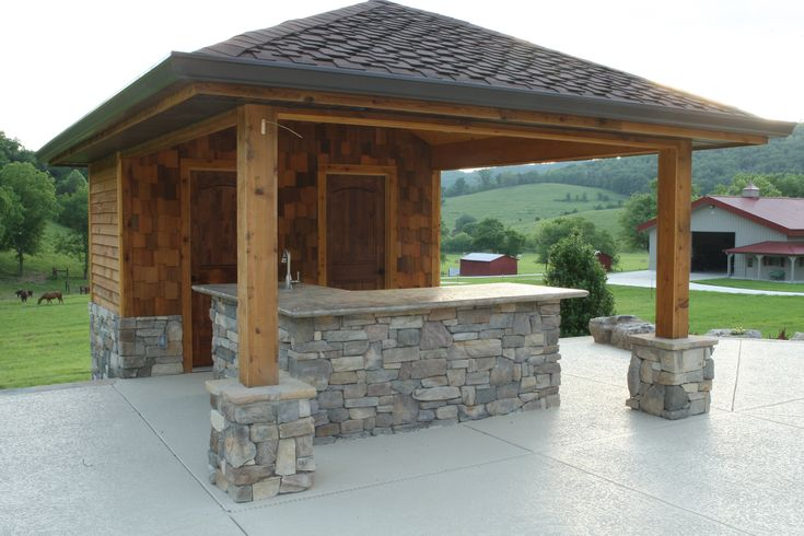 Our Outdoor Kitchens